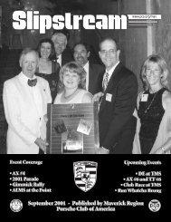Slipstream - September 2001