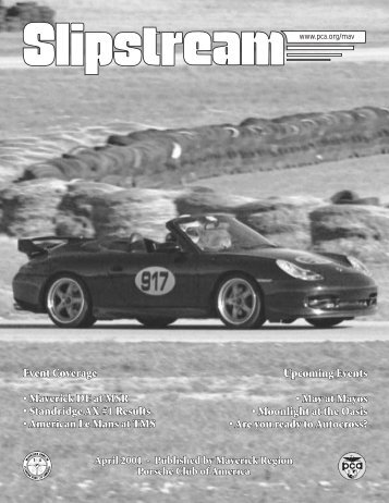 Slipstream - April 2001