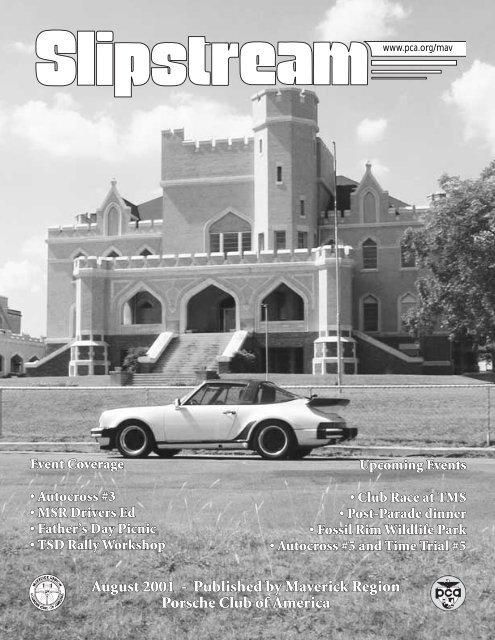Slipstream - August 2001