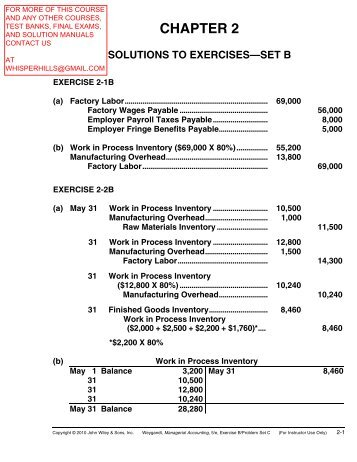 business accounting problem set When a small business makes a financial transaction, they make a journal entry in their accounting journal in order to record the transaction.