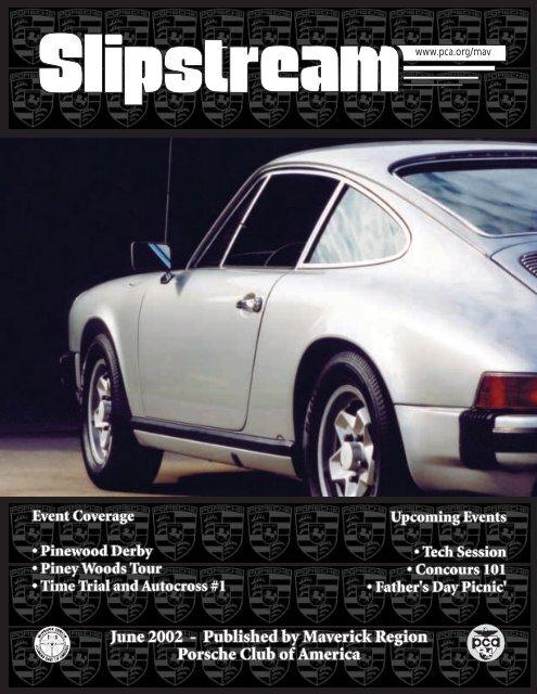 Slipstream - June 2002