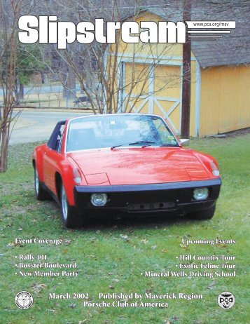 Slipstream - March 2002