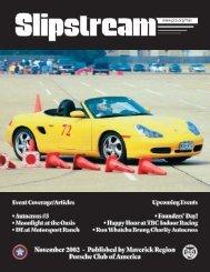 Slipstream - November 2002