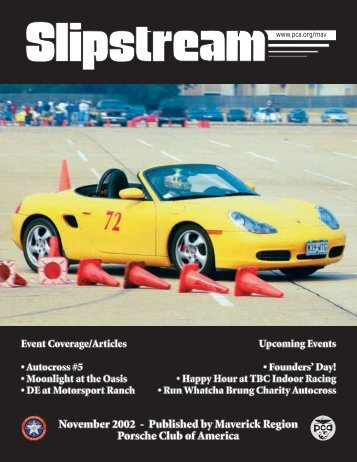 Slipstream - November 2002