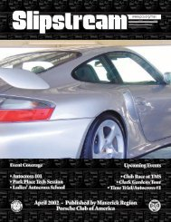 Slipstream - April 2002