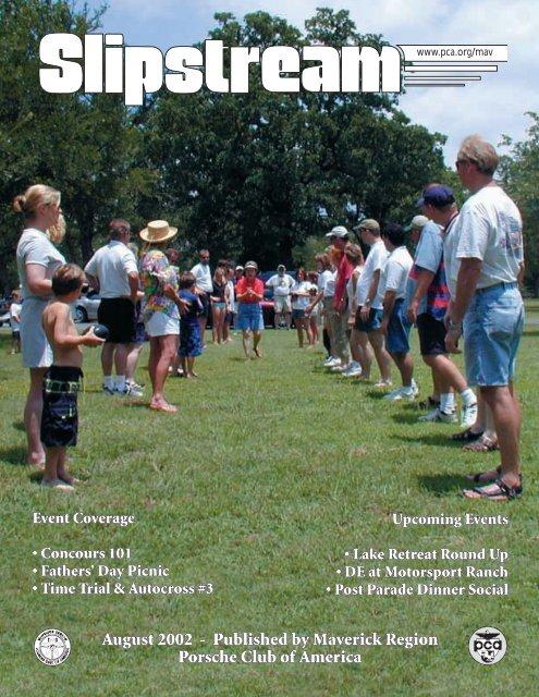 Slipstream - August 2002