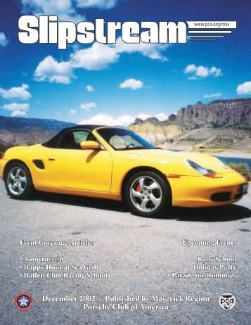 Slipstream - December 2002