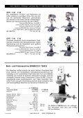 Maschinen Messmittel Schneidwerkzeuge Spannwerkzeuge DEUSS - Seite 7