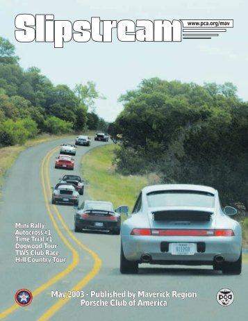 Slipstream - May 2003