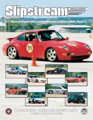Slipstream - November 2003