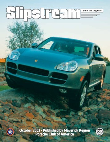 Slipstream - October 2003