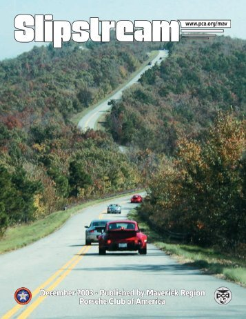 Slipstream - December 2003
