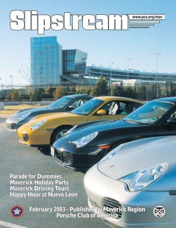Slipstream - February 2003