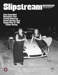 Slipstream - January 2003