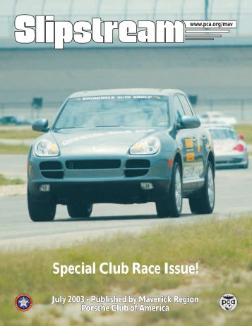 Slipstream - July 2003
