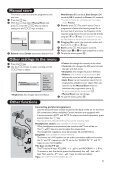 Philips téléviseur stéréo - Mode d'emploi - NOR - Page 5
