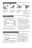Philips téléviseur stéréo - Mode d'emploi - NOR - Page 6