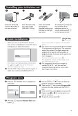 Philips téléviseur stéréo - Mode d'emploi - SWE - Page 3