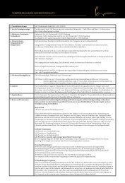 Informationsblatt - L'or