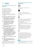 Philips Caméra HD - Mode d'emploi - DAN - Page 4