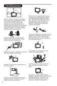 Philips Téléviseur à écran large - Mode d'emploi - FIN - Page 4