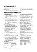 KitchenAid STEAM 1200 WP - Washing machine - STEAM 1200    WP - Washing machine CS (859294449000) Istruzioni per l'Uso - Page 2