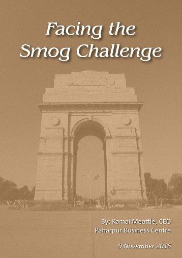 Facing the Smog Challenge