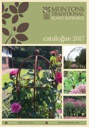 Muntons Plant Supports 2017
