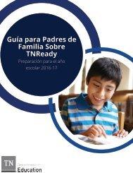 Guía para Padres de Familia Sobre TNReady