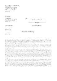 Vorab per Telefax: 030/590 021-311 SUSAT GmbH - L'or