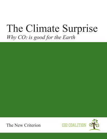 The Climate Surprise