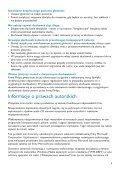 Philips GoGear Baladeur audio/vidéo à mémoire flash - Mode d'emploi - POL - Page 7