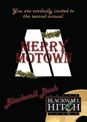 Motown 2016 Invitation