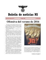 Boletín de noticias NS