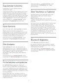 Philips AmbiLux Téléviseur ultra-plat 4K avec Android TV™ - Mode d'emploi - TUR - Page 5