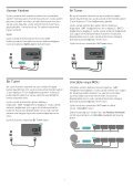 Philips AmbiLux Téléviseur ultra-plat 4K avec Android TV™ - Mode d'emploi - TUR - Page 7