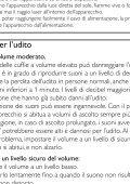Philips Lecteur de DVD portable - Mode d'emploi - ITA - Page 6
