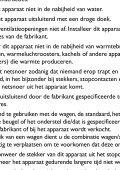 Philips Lecteur de DVD portable - Mode d'emploi - NLD - Page 5