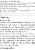 Philips Lecteur de DVD portable - Mode d'emploi - NLD - Page 6