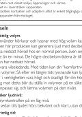 Philips Lecteur de DVD portable - Mode d'emploi - SWE - Page 6