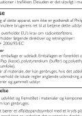 Philips Lecteur de DVD portable - Mode d'emploi - DAN - Page 7