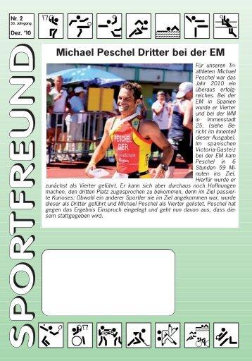 Sportfreund 2/2010 - TSV 1863 Buchen e.V.