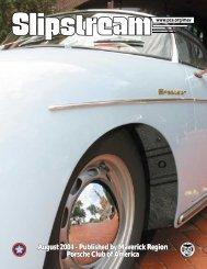 Slipstream - August 2004