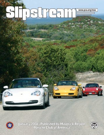 Slipstream - January 2004