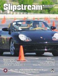 Slipstream - May 2005