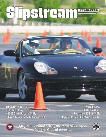 Slipstream - May 2005