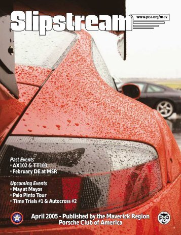 Slipstream - April 2005