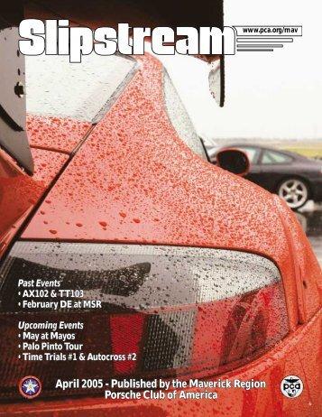 Slipstream - April 2005