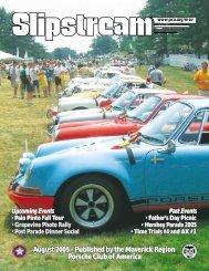 Slipstream - August 2005