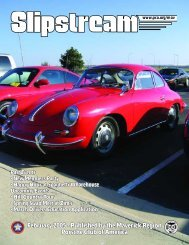 Slipstream - February 2005